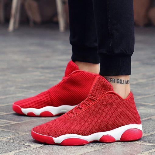 New Brand Basketball Shoes Men Women High top Sports Air Cushion Jordan Hombre Athletic Mens Shoes 2