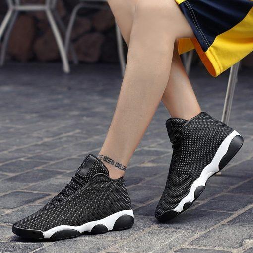 New Brand Basketball Shoes Men Women High top Sports Air Cushion Jordan Hombre Athletic Mens Shoes 3
