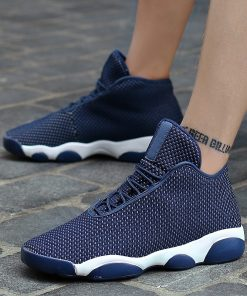 New Brand Basketball Shoes Men Women High top Sports Air Cushion Jordan Hombre Athletic Mens Shoes 5