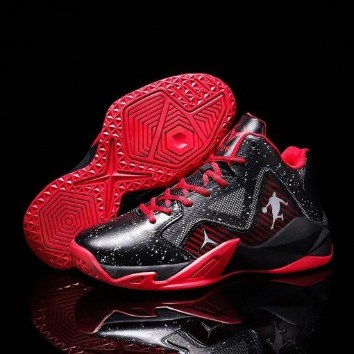 New Brand Basketball Shoes Men Women High top Sports Anti skid Jordan Shoes Athletic Sneakers Men 4