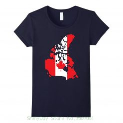 New Design Cotton Male Tee Shirt Designing Dicky Ticker Canada T Shirt Canadian Toronto Maple Leaf