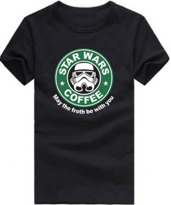 New Fashion Man Star Wars Darth Vader your father T shirt Men Casual Cotton Printed Short 1