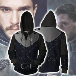 New Game of Thrones Direwolf Men Hoodies women Sweatshirts 3D Print Hooded Top Quality Plus size 3