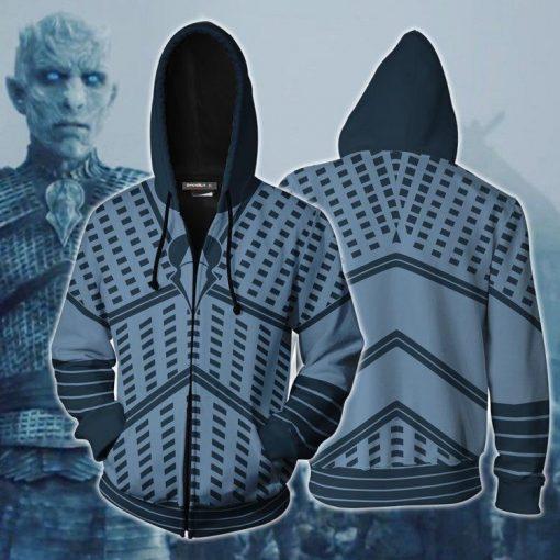 New Game of Thrones Direwolf Men Hoodies women Sweatshirts 3D Print Hooded Top Quality Plus size 4