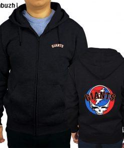 New Grateful Dead SF Giants Men s hoodie Cool Casual pride hoody men Unisex New Fashion 1