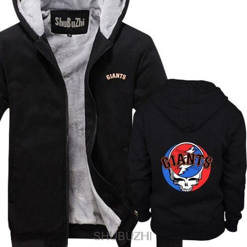 New Grateful Dead SF Giants Men s hoodie Cool Casual pride thick hoodies men Unisex New 2