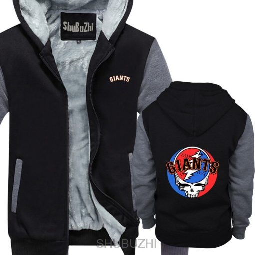 New Grateful Dead SF Giants Men s hoodie Cool Casual pride thick hoodies men Unisex New 3