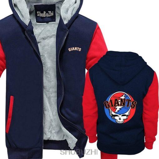 New Grateful Dead SF Giants Men s hoodie Cool Casual pride thick hoodies men Unisex New