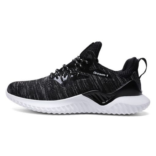 New Hot Sale Four Seasons basketball Shoes Men Lace up Athletic Trainers Zapatillas Sports Male Shoes 4