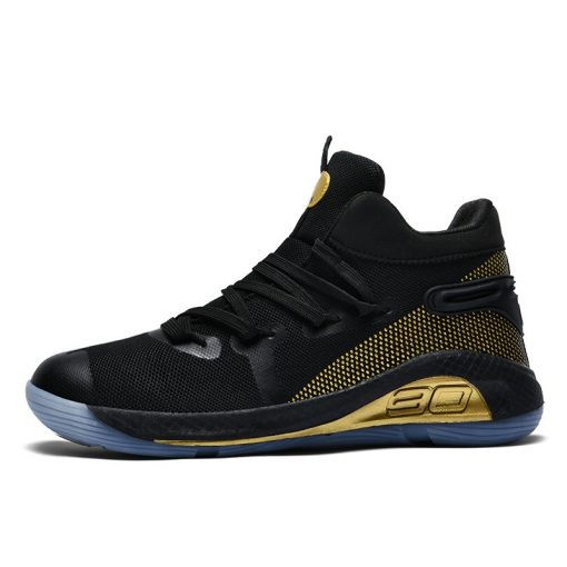 New Men Basketball Shoes High Top sports Shoes Men Ankle Boots Athletic Basketball Sneakers Zapatillas De 1