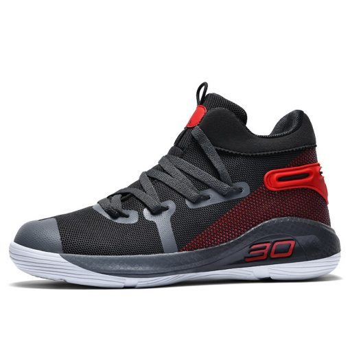 New Men Basketball Shoes High Top sports Shoes Men Ankle Boots Athletic Basketball Sneakers Zapatillas De 4