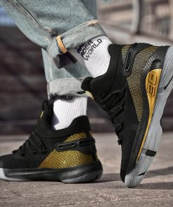 New Men Basketball Shoes High Top sports Shoes Men Ankle Boots Athletic Basketball Sneakers Zapatillas De 5