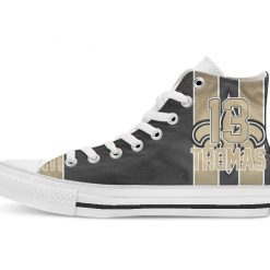New Orleans Football Player Matthews High Top Canvas Shoes Custom Walking shoes 1