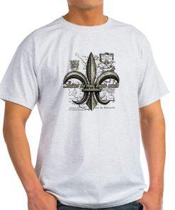New Orleans Laissez les bons temps r Unisex T Shirt Louisiana 3