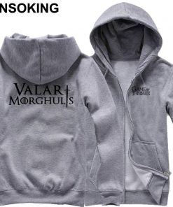 New Spring Fall Game of Thrones Hoodie Anime A Song of Ice and Fire Stark hoodied 1