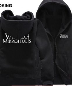 New Spring Fall Game of Thrones Hoodie Anime A Song of Ice and Fire Stark hoodied