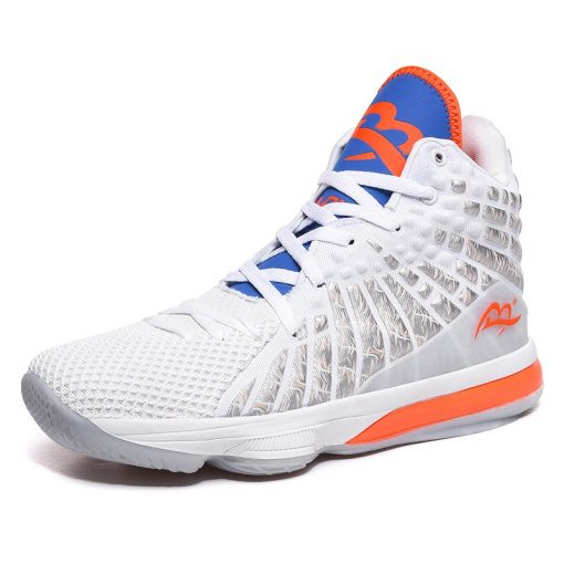 New Style Basketball Shoes Men Cushioning High Top Gym Training Boots Ankle Boots Outdoor Men Sneakers 1
