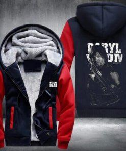 New THE WALKING DEAD Sweatshirts Hoodies Velvet Coat Hot Sale fast shi 1