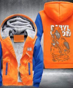 New THE WALKING DEAD Sweatshirts Hoodies Velvet Coat Hot Sale fast shi 3