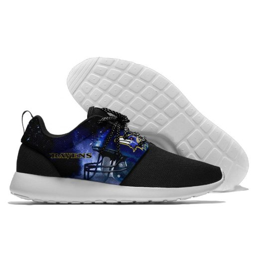 Novelty design Running Shoes Walking Shoes Football Baltimore BR Summer Comfortable light weight shoes 3