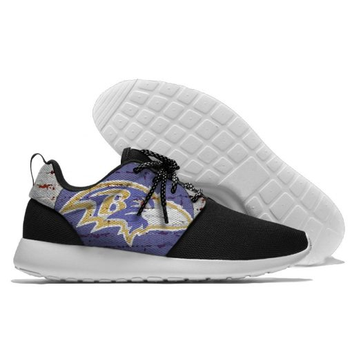 Novelty design Running Shoes Walking Shoes Football Baltimore BR Summer Comfortable light weight shoes 5