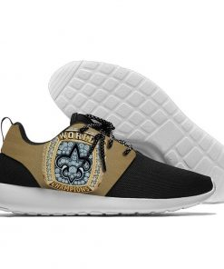 Novelty design Running Shoes Walking Shoes Football New Orleans NOS Summer Comfortable light weight Yoga shoes 2