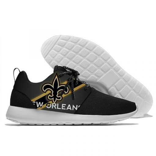 Novelty design Running Shoes Walking Shoes Football New Orleans NOS Summer Comfortable light weight Yoga shoes 4