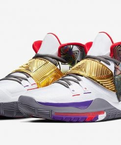 Original Authentic Men Kyries 6 Pre Heat Designer Sneaker Kyries 6 NYC Miami Houston Heal The 2