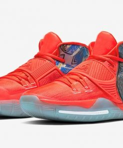Original Authentic Men Kyries 6 Pre Heat Designer Sneaker Kyries 6 NYC Miami Houston Heal The 4