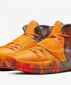 Original Authentic Men Kyries 6 Pre Heat Designer Sneaker Kyries 6 NYC Miami Houston Heal The 5