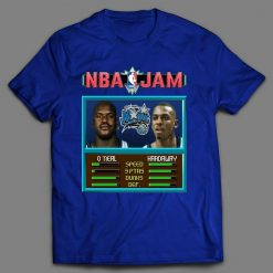 Orlandos Shaq Penny Basketball Video Game T Shirt Many Options Tee Shirt Outfit Casual