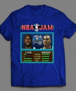 Orlandos Shaq Penny Basketball Video Game T Shirt Many Options Tee Shirt Outfit Casual