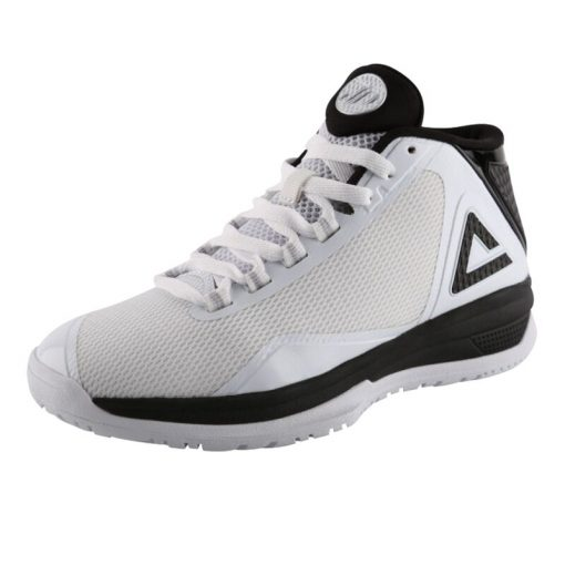 PEAK Basketball Shoes TONY PARKER Professional Cushioning Sole Breathable Air Mesh Safety Basketball Sneakers for Kids 1