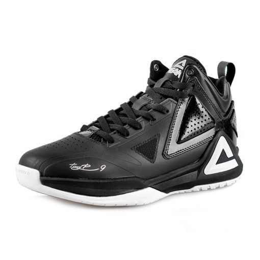 PEAK Men s TONY PARKER I Basketball Shoes Male Street Basketball Culture Sports Shoes Professional Damping 1