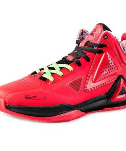 PEAK Men s TONY PARKER I Basketball Shoes Male Street Basketball Culture Sports Shoes Professional Damping 3