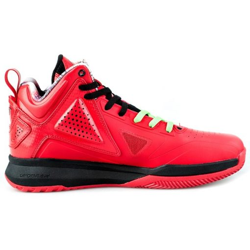 PEAK Men s TONY PARKER I Basketball Shoes Male Street Basketball Culture Sports Shoes Professional Damping 4