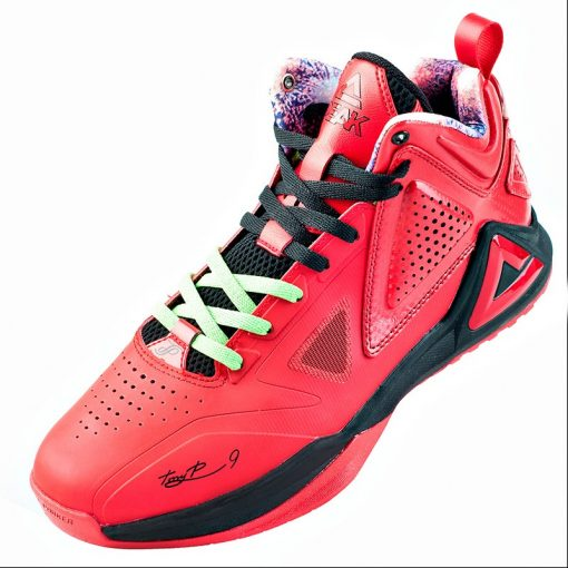 PEAK Men s TONY PARKER I Basketball Shoes Male Street Basketball Culture Sports Shoes Professional Damping 5