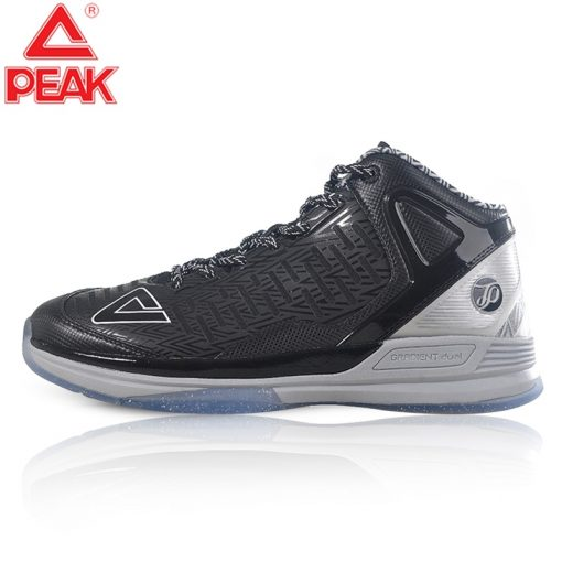 PEAK TONY PARKER TP9 II Mens Basketball Shoes Playoffs Superstar Basketball Sneakers Street Actual Combat Sports