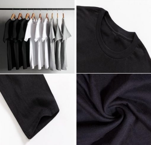 Peace Love Dog Carolina Streetwear Harajuku 100 Cotton Men S Tshirt Panthers Version Tshirts 3