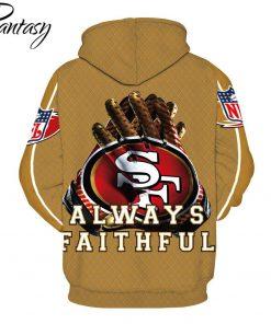 Phantasy 2020 San Francisco 49ers Hoodies Men American Football Sweatshirt 3D Print Rugby Football Hoodies Sweatshirt 1