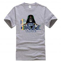 Phiking New jazz Empire T shirt Darth Vader Utah T Shirt 3