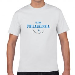 Philadelphia 76ers Lengend 6 Julius Erving Dr J Basketball Fans Wear Nostalgic Man Cotton Men s