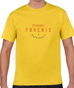 Phoenix Suns 1 Amar e Stoudemire Spoiled Child Basketball Fans Wear Nostalgic Man Casual T shirt 3