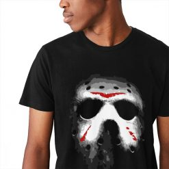 Quality Cotton Friday The 13th Dapper Jason Lives T Shirt Men s New Design Leisure O 1