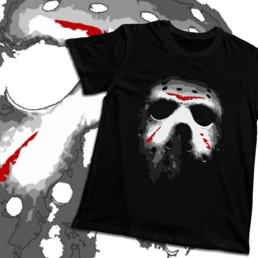 Quality Cotton Friday The 13th Dapper Jason Lives T Shirt Men s New Design Leisure O 2