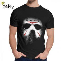 Quality Cotton Friday The 13th Dapper Jason Lives T Shirt Men s New Design Leisure O