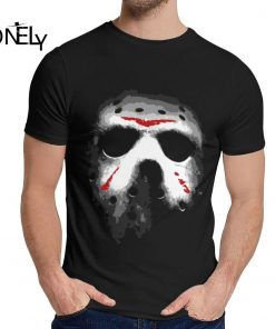 Quality Cotton Friday The 13th Dapper Jason Lives T Shirt Men s New Design Leisure O
