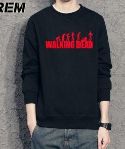 REM brand evolution walking dead dunk Sweatshirts cotton men long sleeve boy casual homme Hoodies tops 3