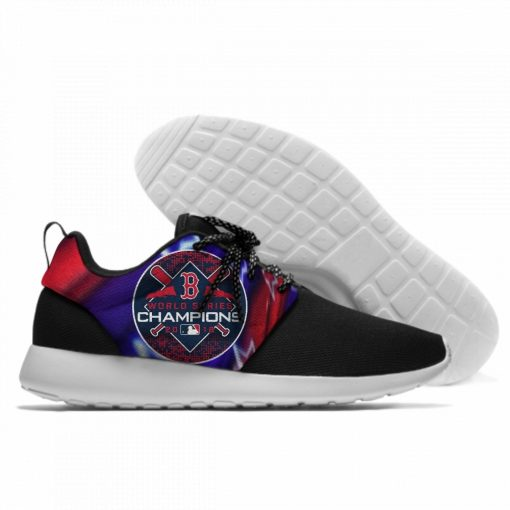Red Sox 2019 New Mens Casual Shoes Women Fashion Sneakers Lightweight Shoes For Men Women Breathable