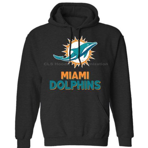 Retro Miami Dolphin Vintage Cute Unisex Mens Womens Winter Hoodies Sweatshirts Free Shipping
